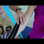 How to apply Kinesiology Taping for Tennis Elbow – Lateral Epicondilitis